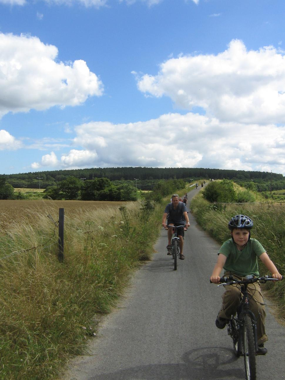The Crab and Winkle Route, photo courtesy Gregory Williams/Sustrans