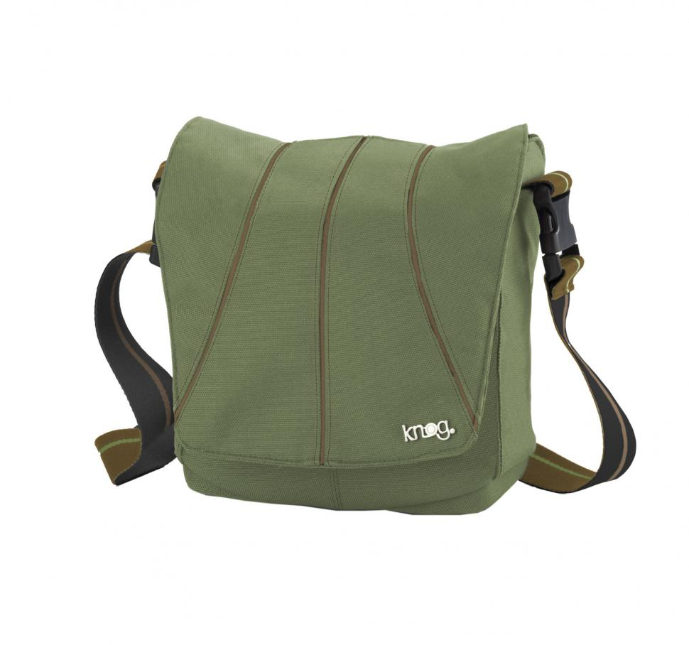 Knog Leading Dog bar bag (Green)
