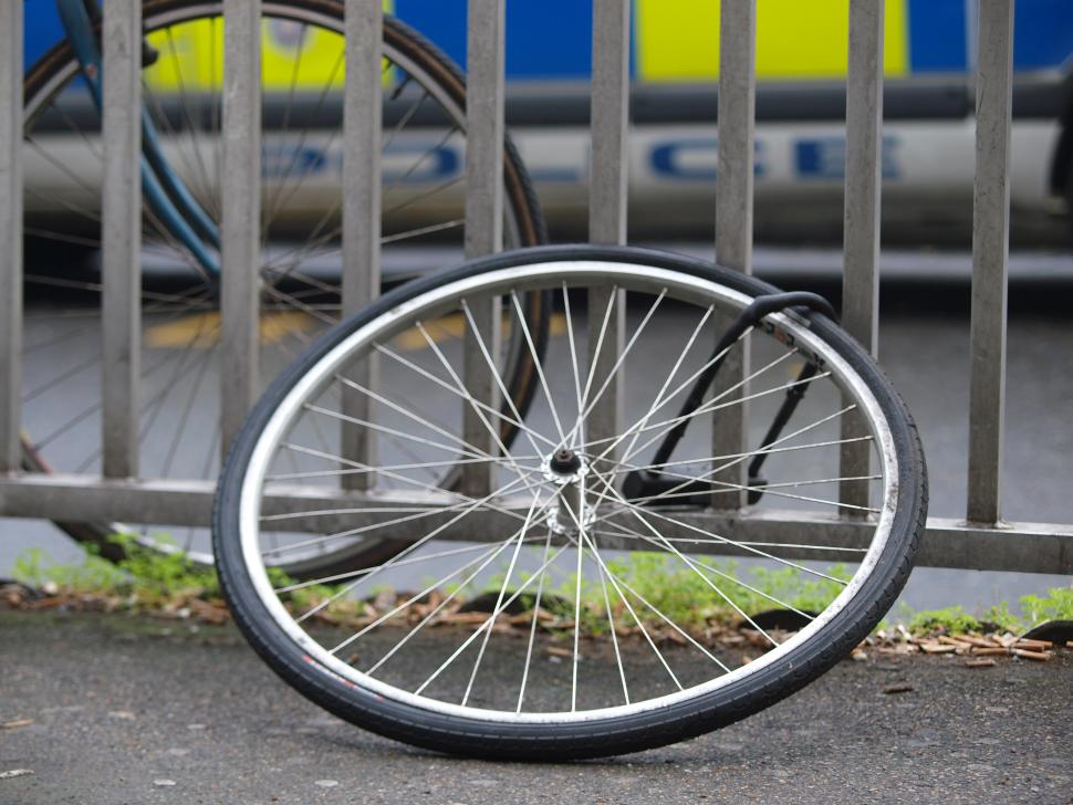 Bike theft crisis as police forced to focus on violent crime (+ video)