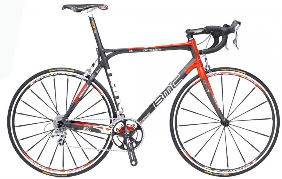 BMC SLC-01 2010 road bike