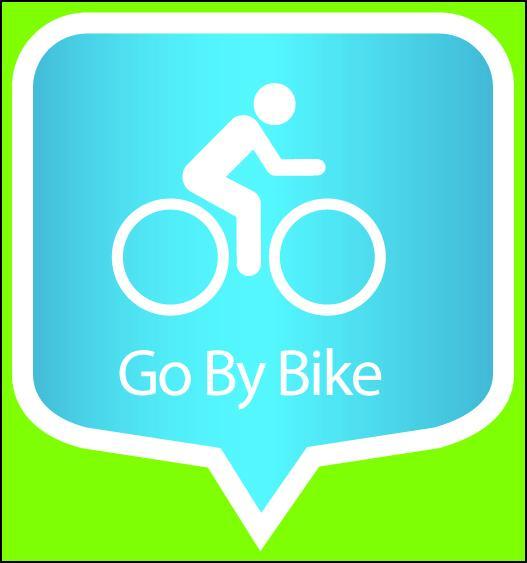 Go By Bike Logo