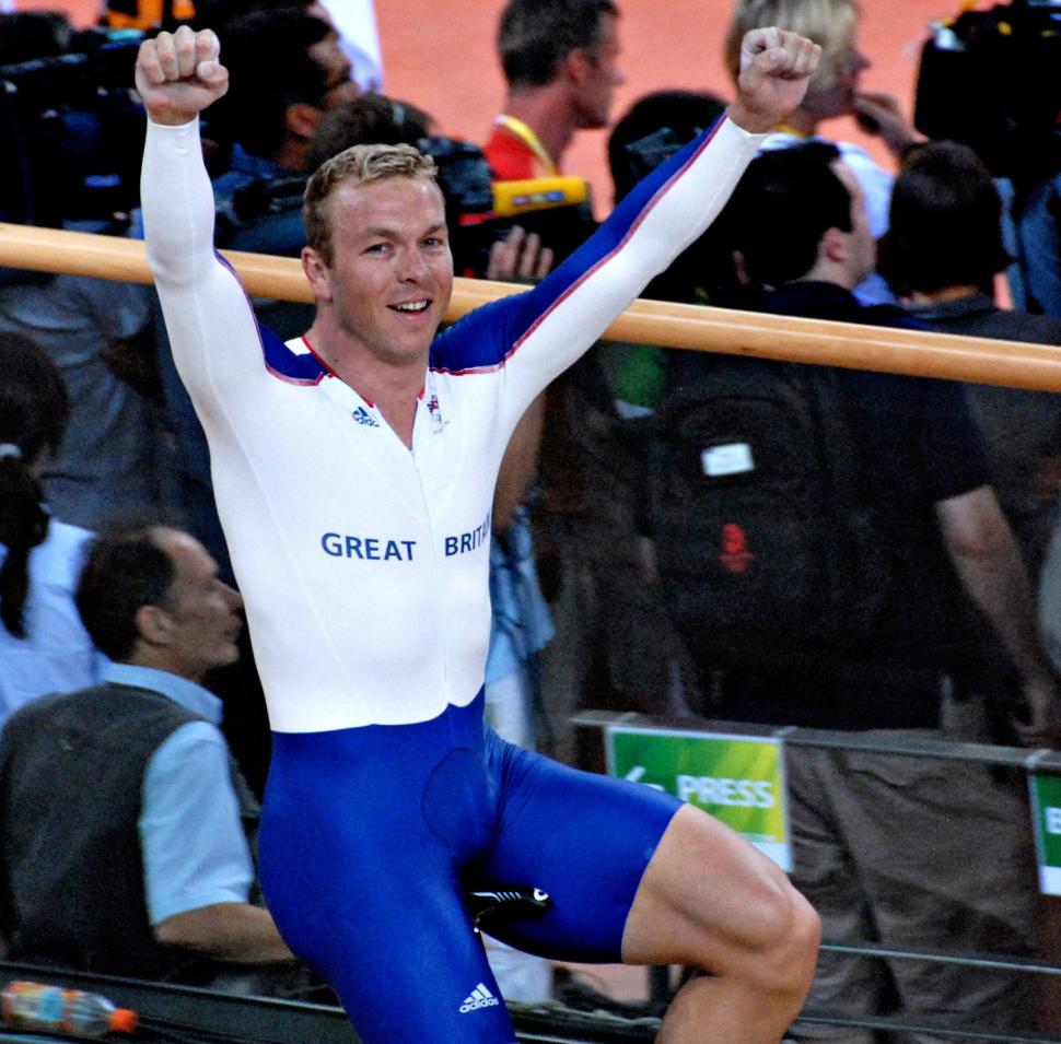 Chris Hoy © Photosport International