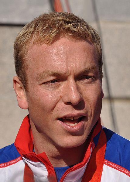 Chris Hoy head shot