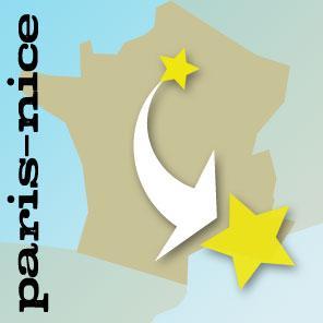 Paris-Nice logo