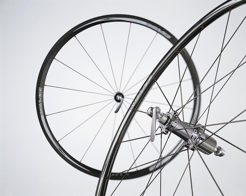 a7864539b4e Check your spoke holes if you have Shimano Dura Ace WH-7850-C24-CL or WH- 7850-C50-CL clincher wheels