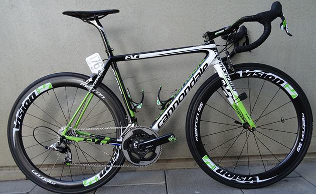 4b035625f60 2014 WorldTour bikes: Elia Viviani's Cannondale SuperSix Evo | road.cc