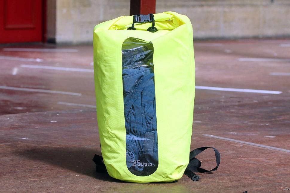 AlpKit Gourdon 25 drybag rucksack