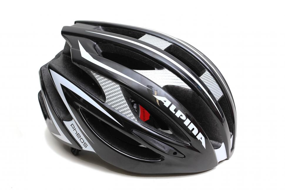 Review Alpina Pheos Helmet Roadcc - Alpina helmets
