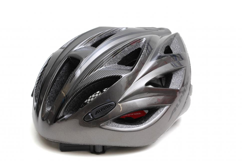 Review Alpina Vector Helmet Roadcc - Alpina helmets
