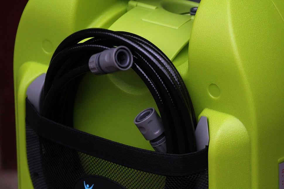 IAqua2go PRO - Smart Pressure Cleaner-Hose