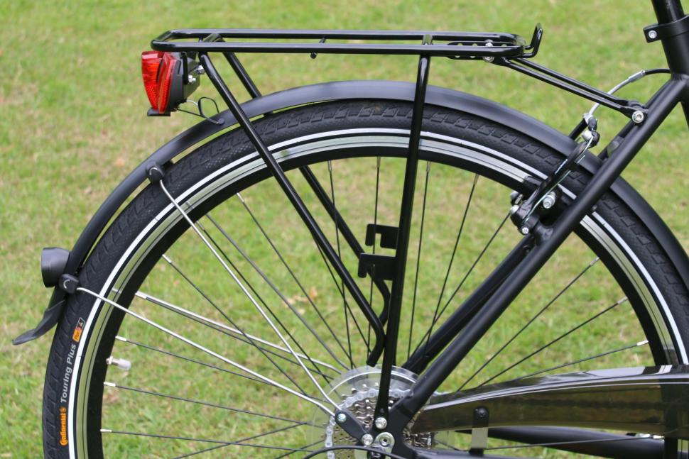B'Twin Hoprider 520 16 - rear rack