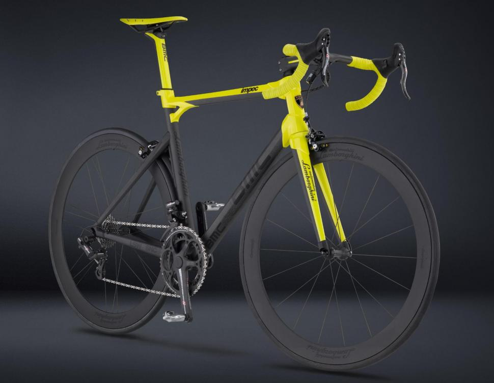 Bmc Release 25 000 Lamborghini 50th Anniversary Bike Road Cc