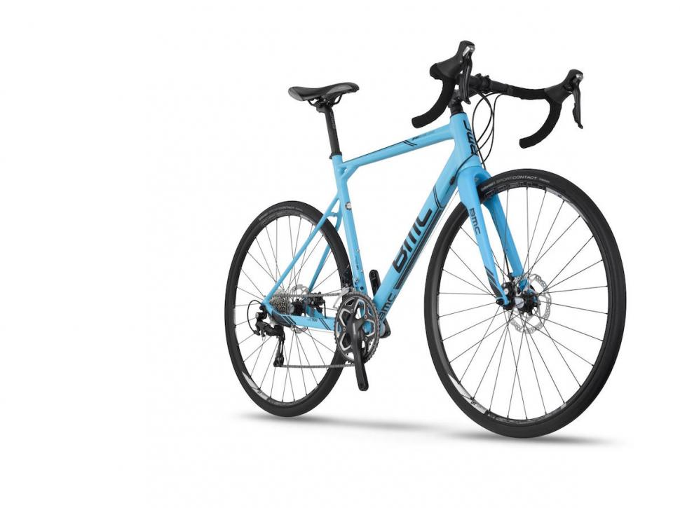 92d3689ff6a BMC's GF01 only available with disc brakes in 2016 - plus other range  highlights