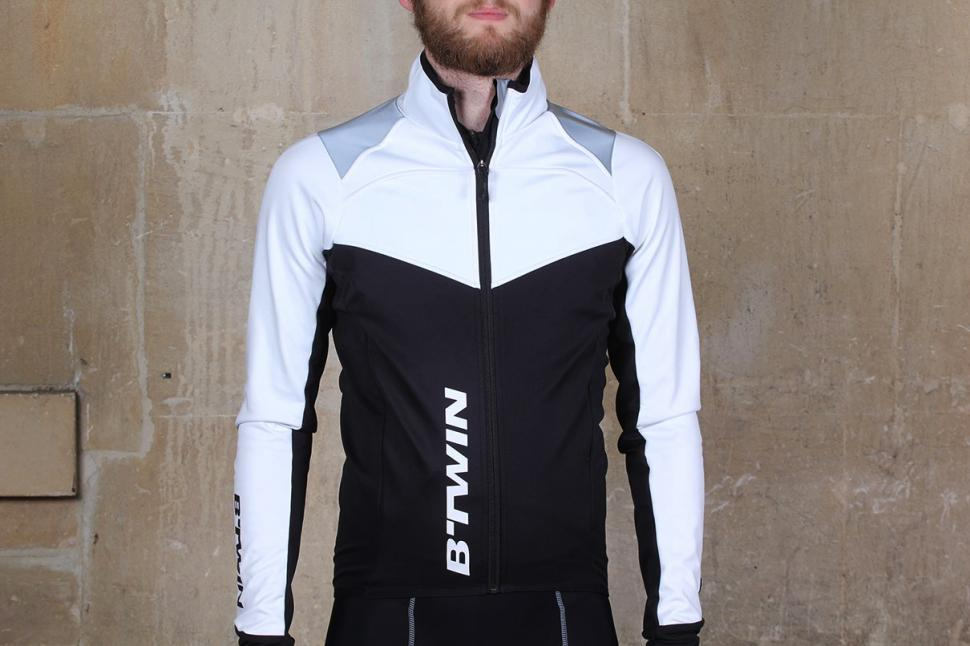 Review  BTwin Aerofit 700 Warm Cycling Jacket  5156d0f3a