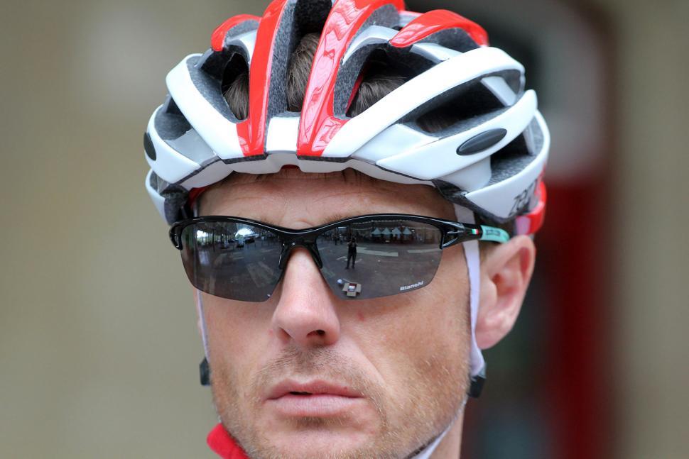 Bianchi Falco glasses - worn