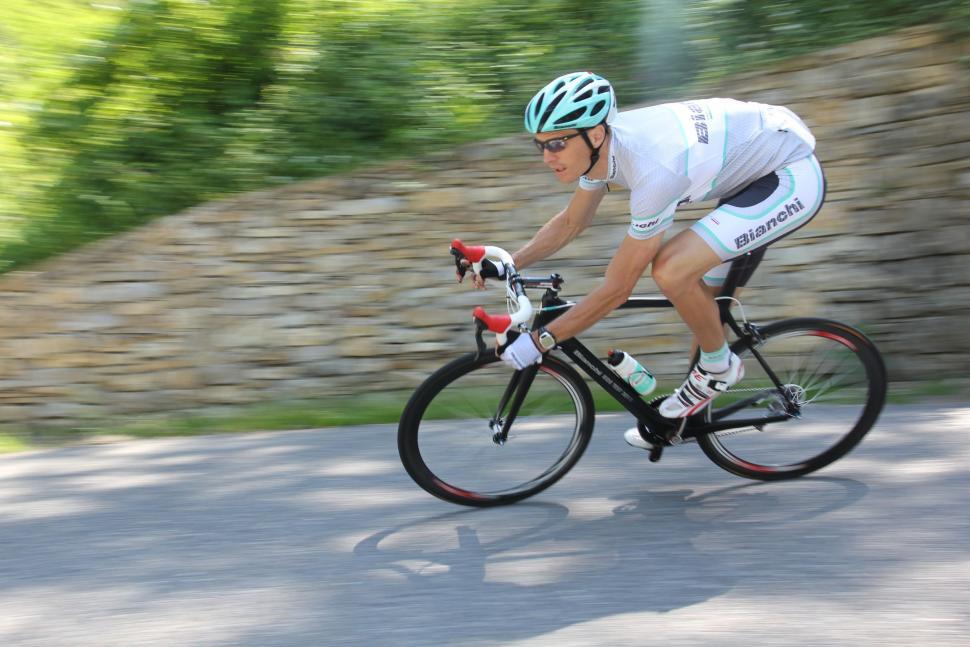 Bianchi Oltre - descending 3