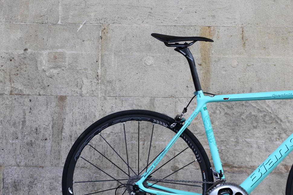 Bianchi Specialissima - rear