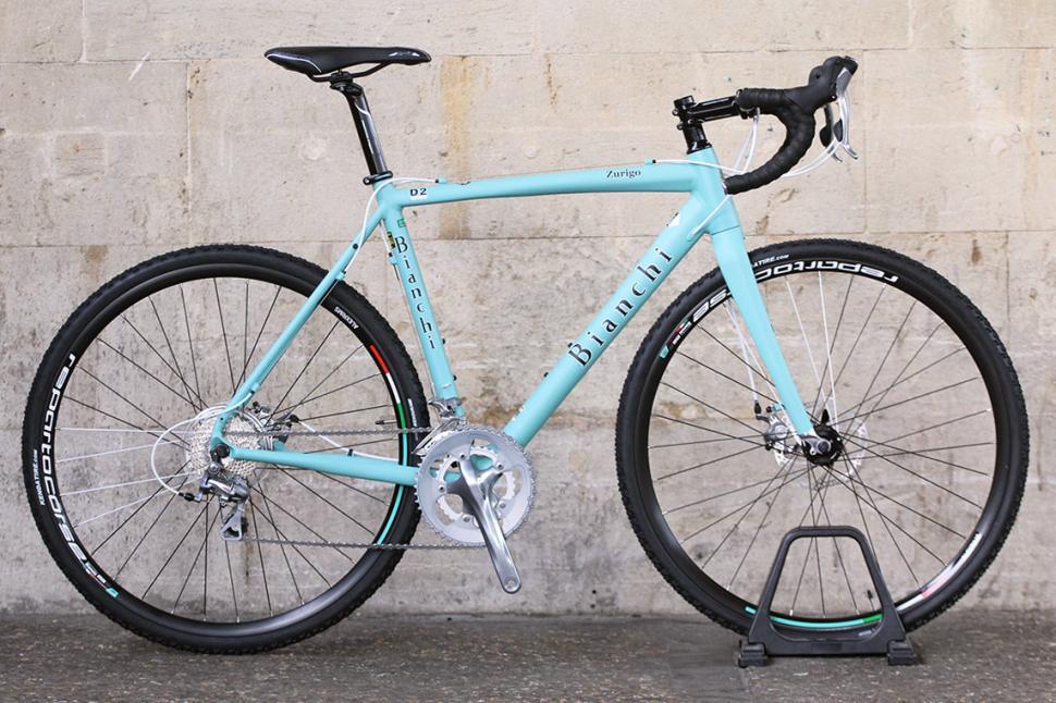 Cyclocross Bikes For Sale >> Just In Bianchi Zurigo Cyclocross Bike Road Cc