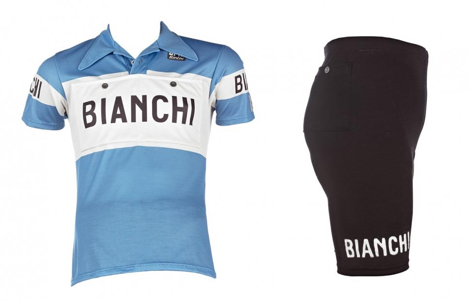 Bianchi release L Eroica clothing  f193746f7
