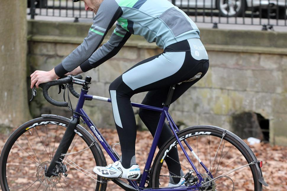 Review  Bioracer Race Proven Winter Protect Bib Tights and Jacket ... 5a437aa53
