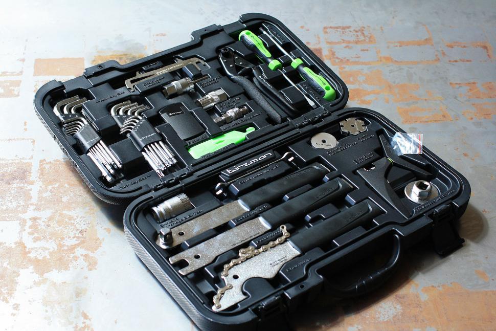 Birzman Travel Tool Box - open