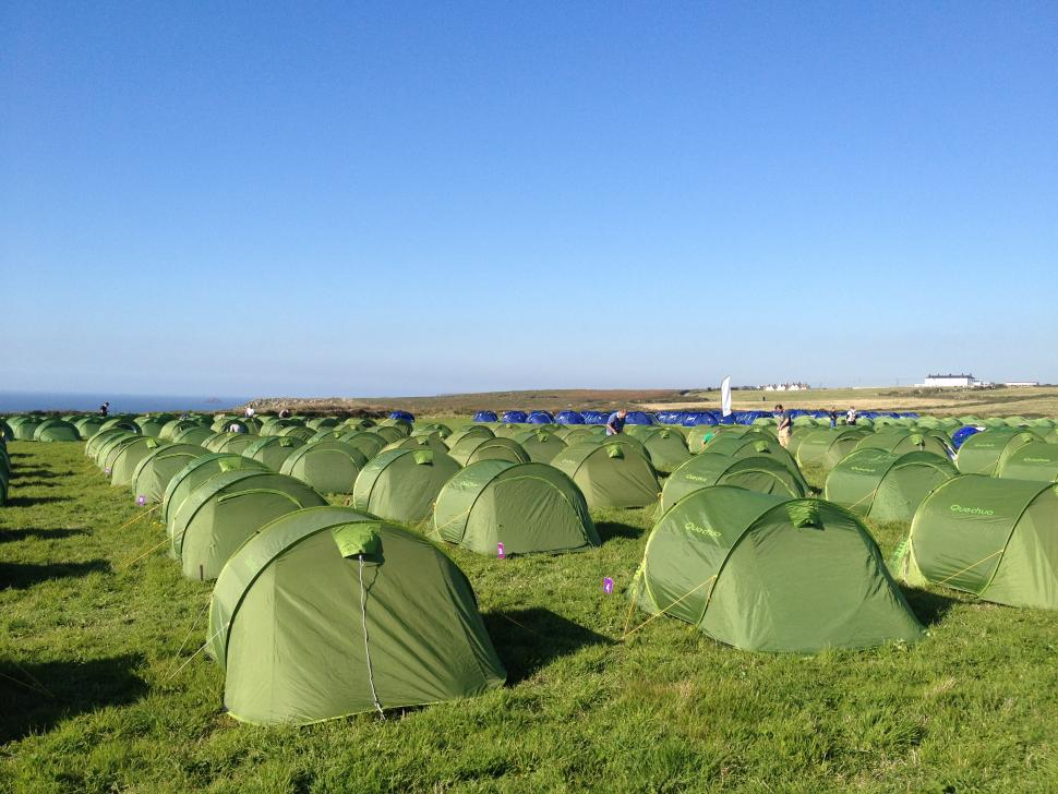 Lands End Camp