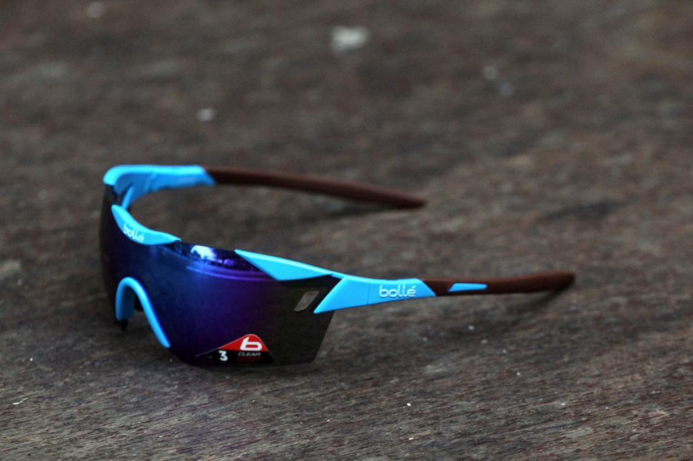 Bolle 6th Sense Cycling Sunglasses - FrontSide