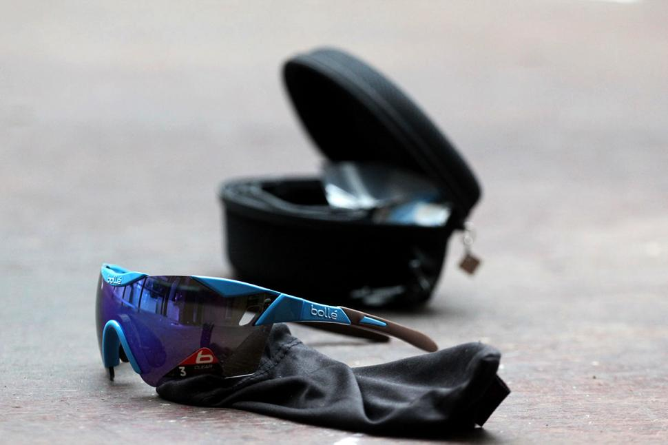 Authorized Dealer Bolle 6th Sense Sunglasses S Blue//White Modulator Rose 11916