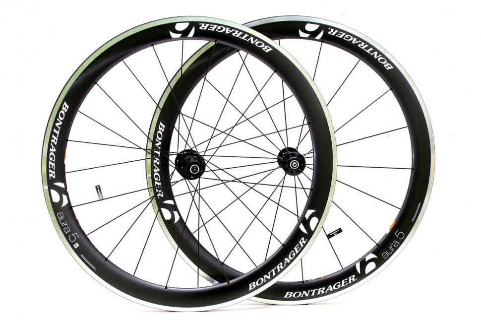Rims For Cheap >> Review: Bontrager Aura 5 wheels | road.cc