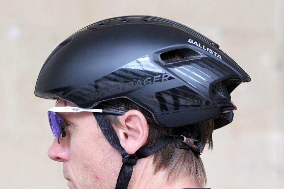 Bontrager Ballista helmet - side