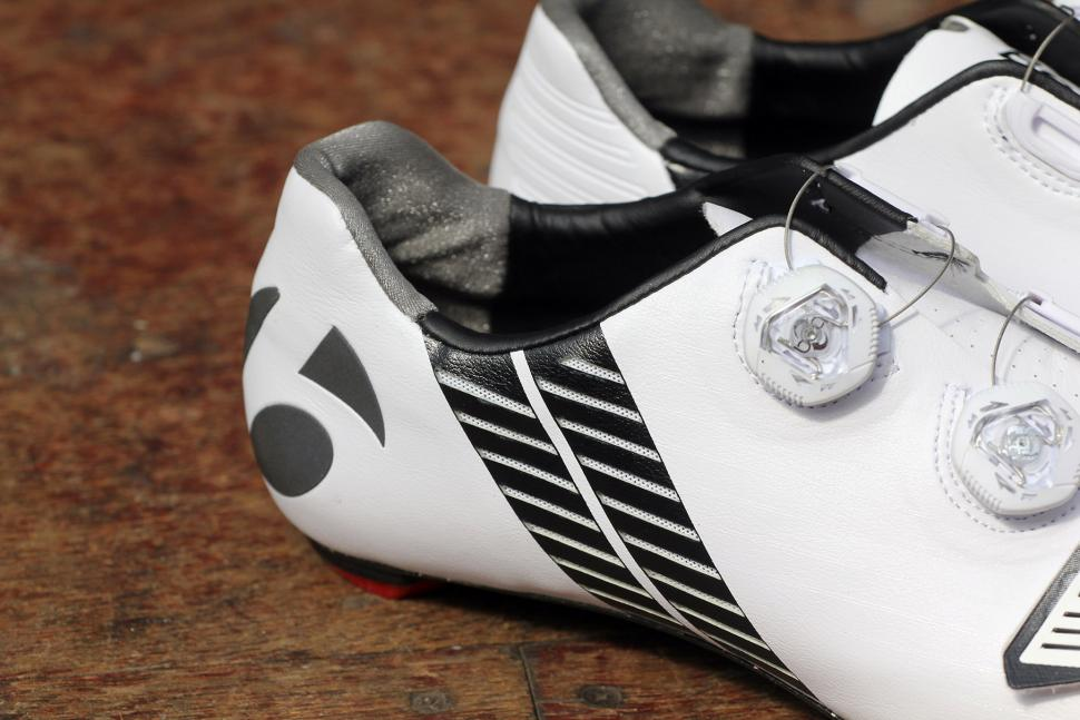 Bontrager XXX Road Shoes - detail