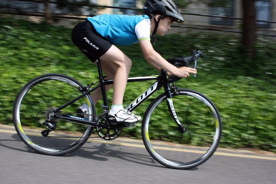 Scott Speedster JR 24 - riding 5 (1)