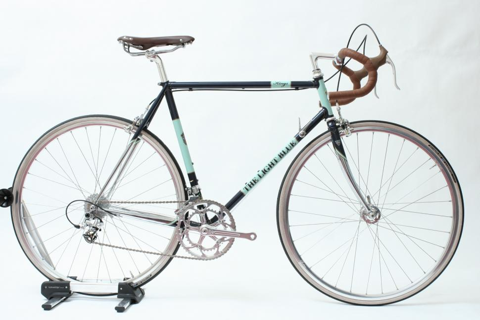 The Light Blue Kings - a classic Reynolds 853 racer | road.cc
