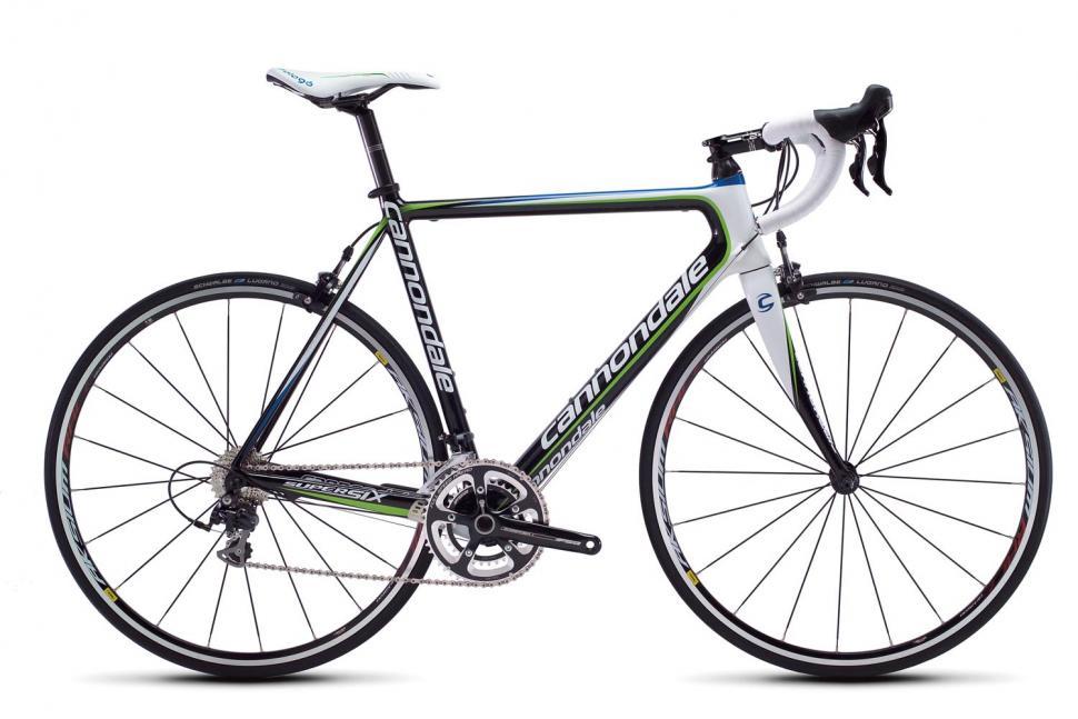 45cb041ba93 Cannondale 2011 UK range launch: Super Six 105, new CAAD10 bikes + return  of the Synapse Alloy
