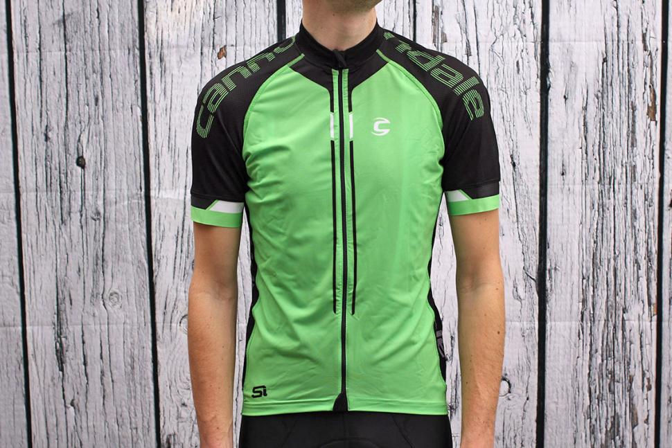 Review  Cannondale Performance 1 Jersey  ff639fc50