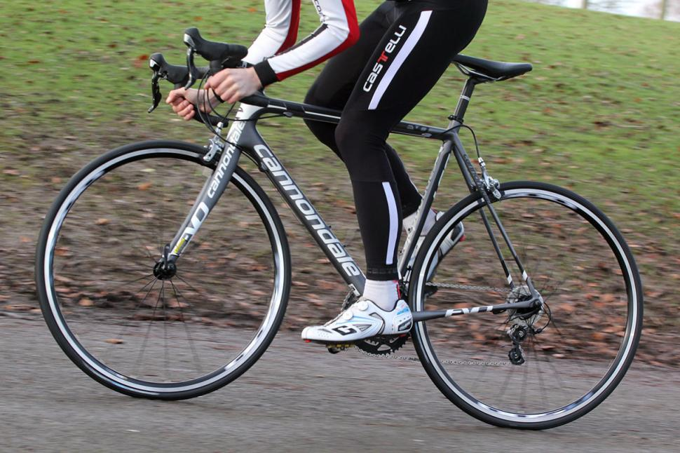 7f9420b3fd6 Review: Cannondale SuperSix Evo 6 105 road bike | road.cc