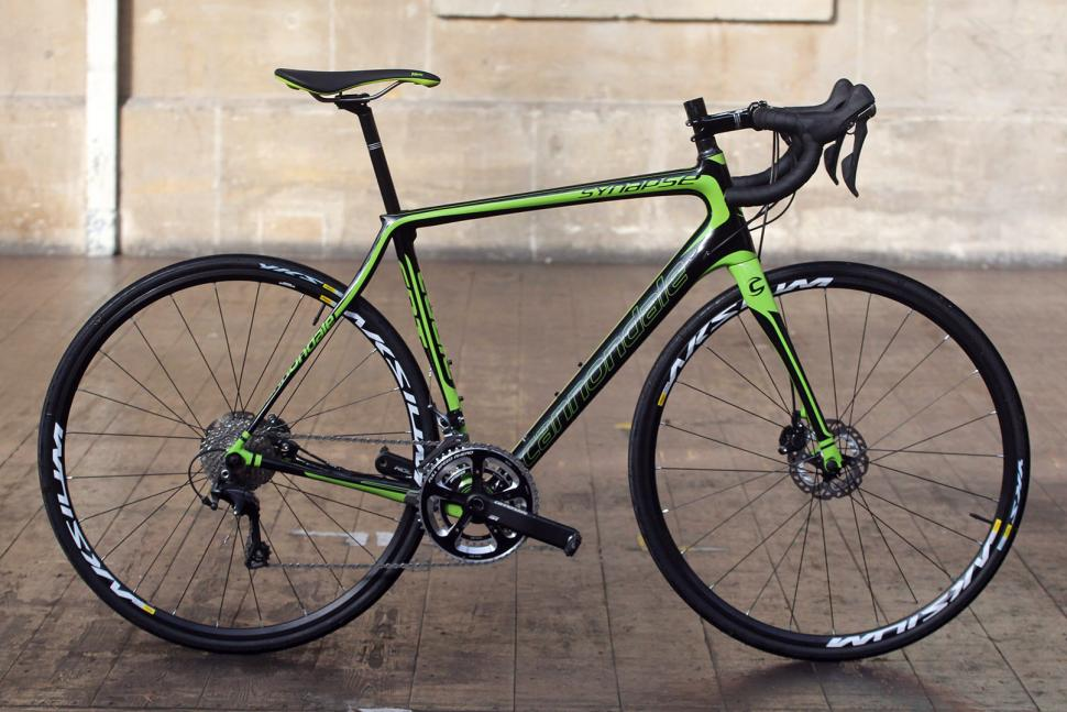 329b9bdf2dd Just in: Cannondale Synapse Ultegra Disc | road.cc