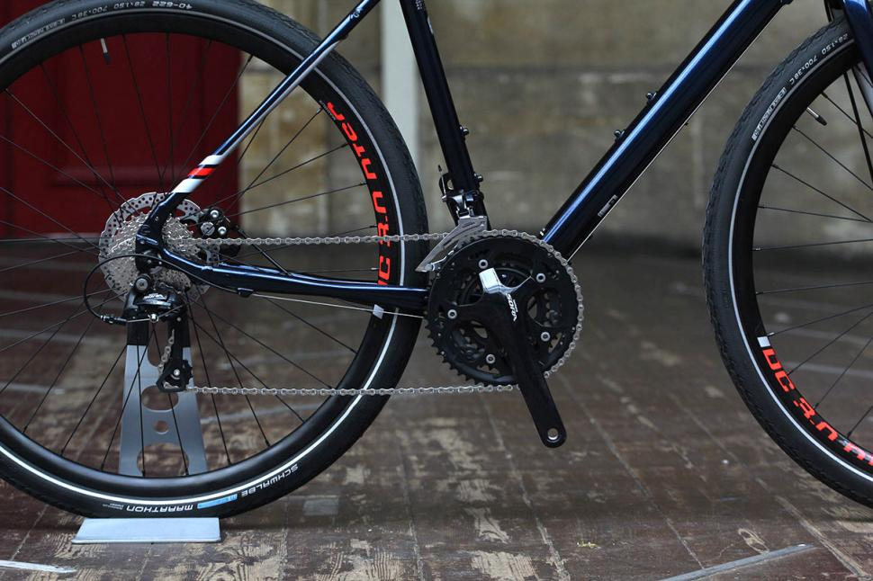 Cannondale Touring - drive train