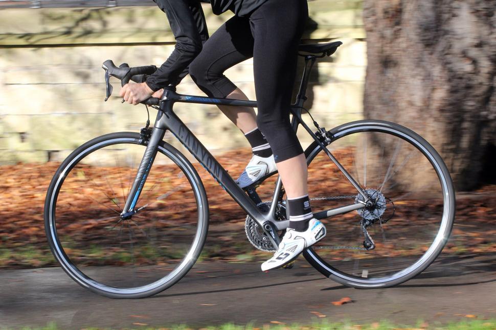 Review: Canyon Endurace CF 8 0 road bike   road cc