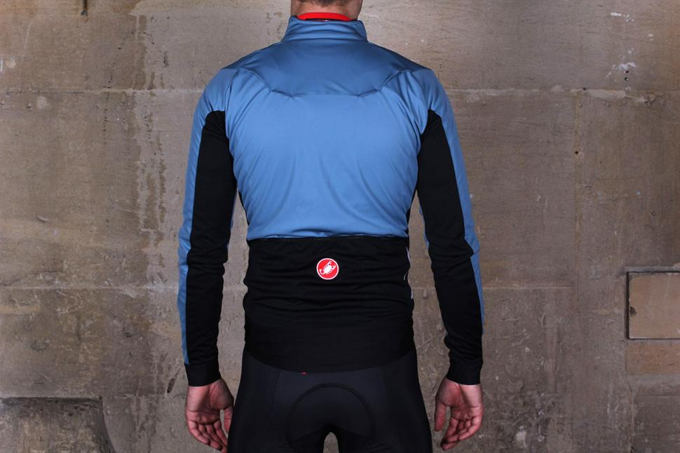 CASTELLI ALPHA JACKET Back