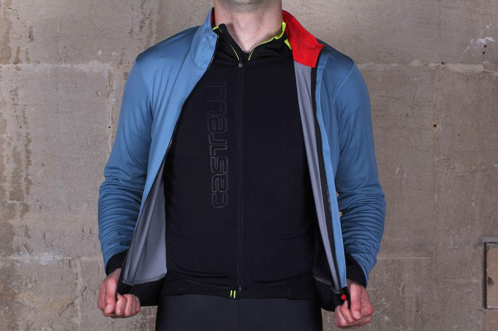 CASTELLI ALPHA JACKET Open