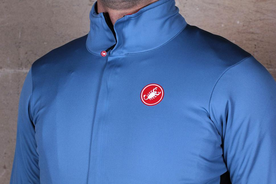 CASTELLI ALPHA JACKET Zip