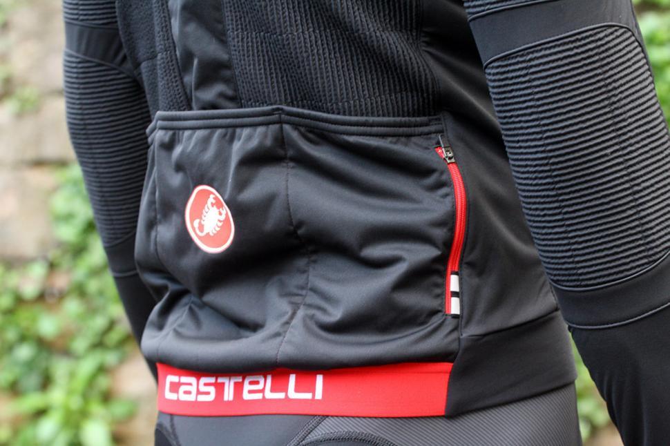 Review  Castelli Elemento 7x(Air) jacket  d4f883c02