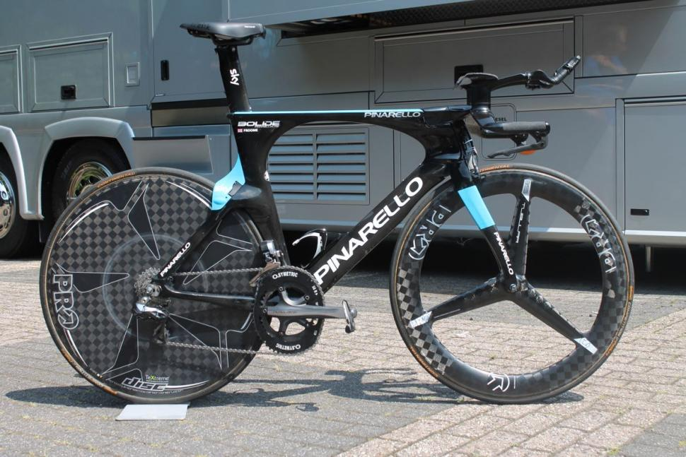 Chris Froome TT bike Tour de France 2015  - 1