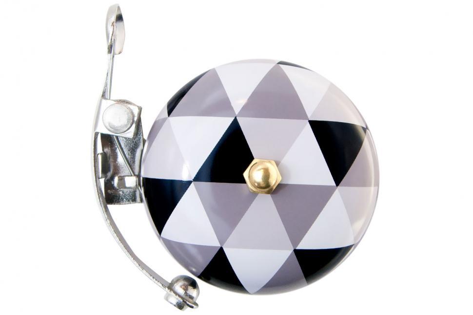 Fuuvi Charley Monotone Triangle Bell