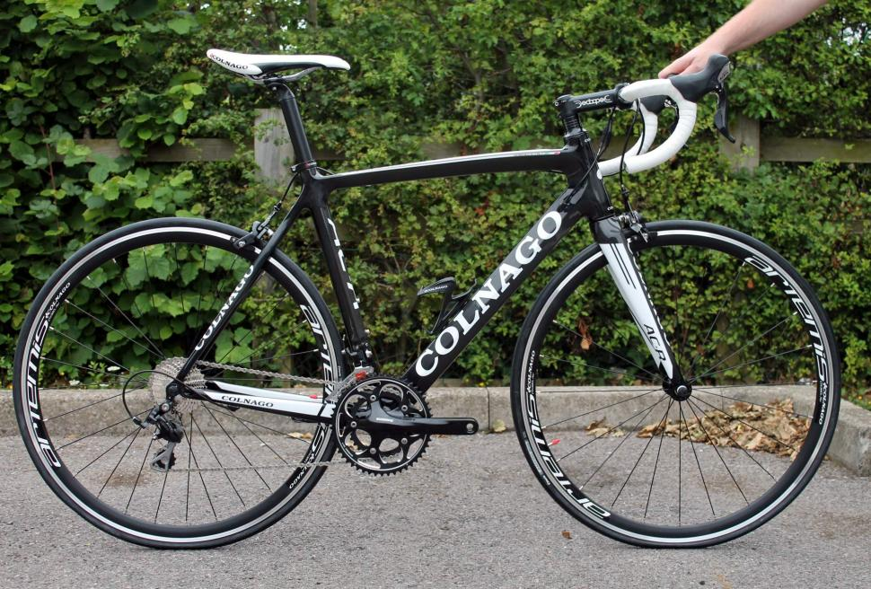 Exclusive First Look Colnago Ac R Road Bike Colnago S New