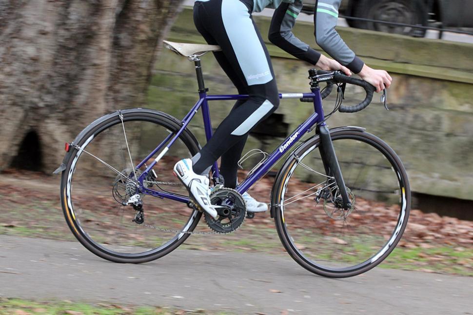 Condor Fratello - riding 3