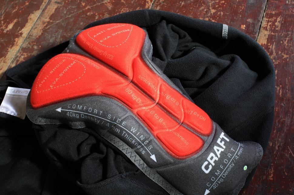 Craft Storm Bib Tights - pad