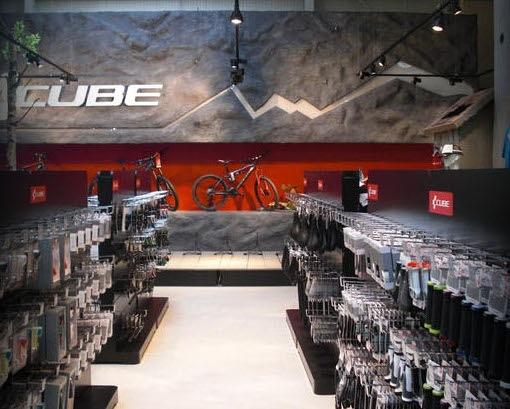 Cube to open first UK concept store | road.cc
