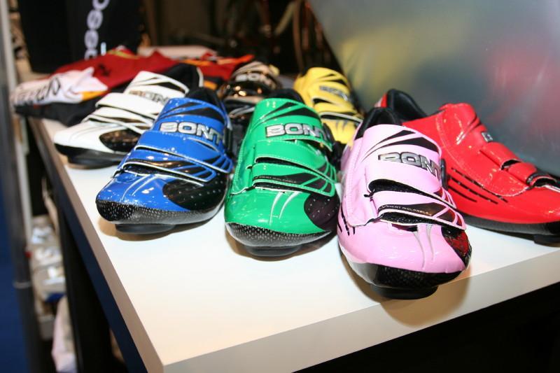 Bont road shoes